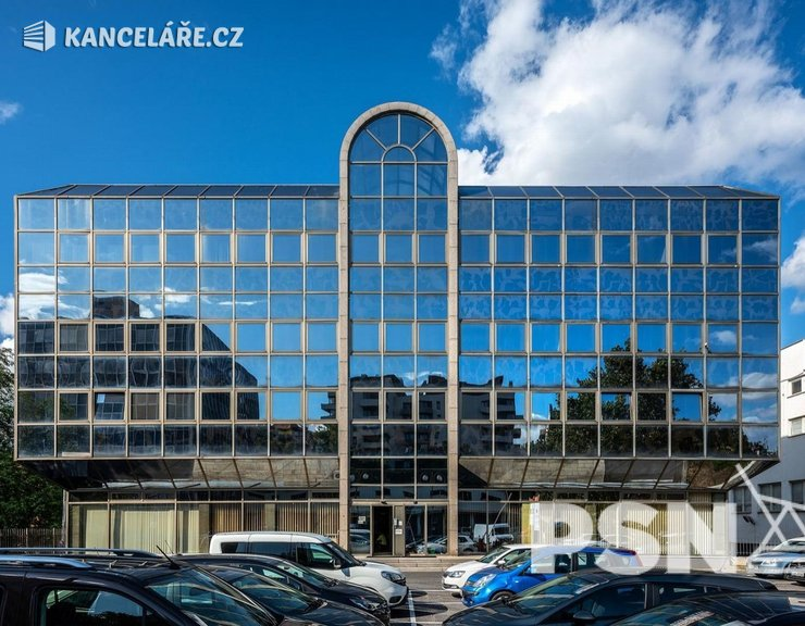 Kancelář k pronájmu - Ohradní 1394/61, Praha, 1 900 m²