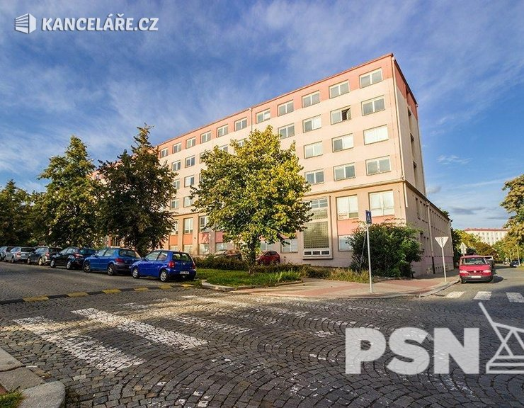 Kancelář k pronájmu - Litevská 1174/8, Praha, 250 m²