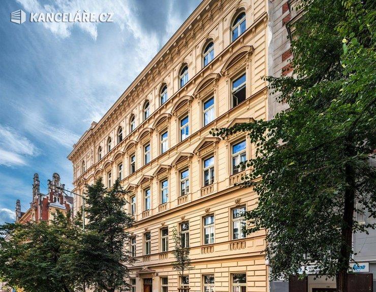 Kancelář k pronájmu - Blanická 922/25, Praha, 37 m²