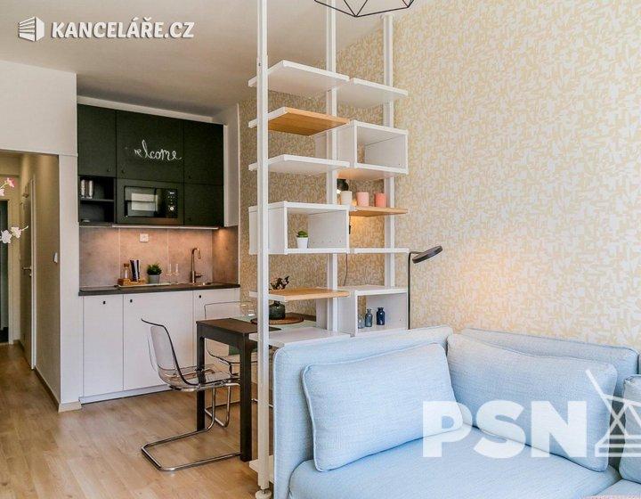 Byt na prodej - 1+kk, Peroutkova 531/81, Praha, 17 m² - foto 16