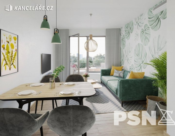 Byt na prodej - 2+kk, Perucká 61/13, Praha, 46 m² - foto 4
