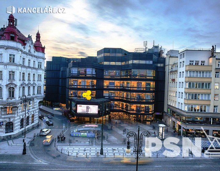 Obchodní prostory k pronájmu - náměstí Republiky 1077/2, Praha, 20 m² - foto 1