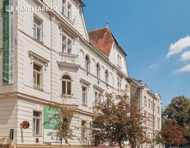Byt k pronájmu - 2+kk, Muchova 241/4, Praha, 60 m²