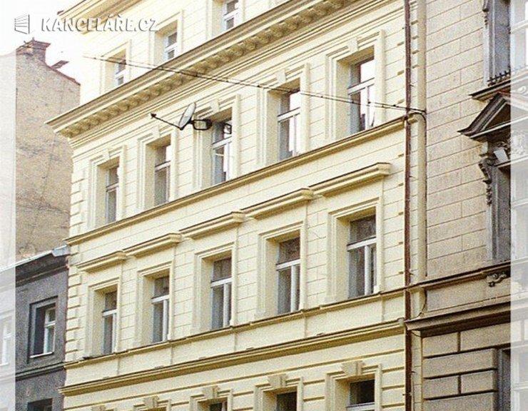 Byt k pronájmu - 3+kk, Letohradská 538/26, Praha, 100 m²