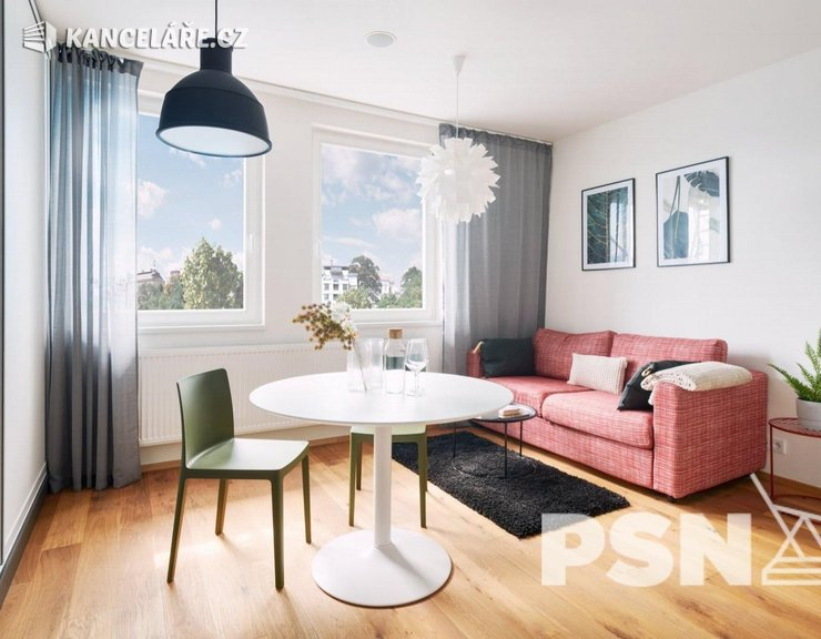 Byt na prodej - 1+kk, Perucká 2481/5, Praha, 25 m²