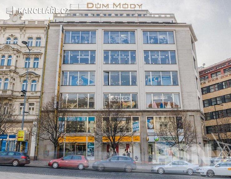 Kancelář k pronájmu - Václavské náměstí 804/58, Praha, 493 m²