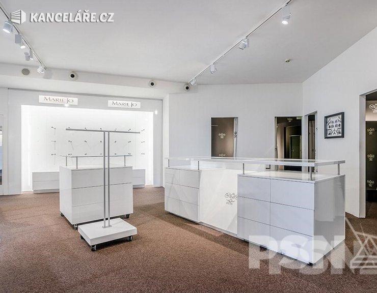 Obchodní prostory k pronájmu - Václavské náměstí 804/58, Praha, 493 m²