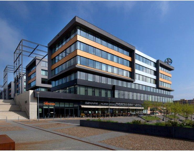 Tým BNP Paribas Real Estate pomohl s akvizicí špičkových kanceláří