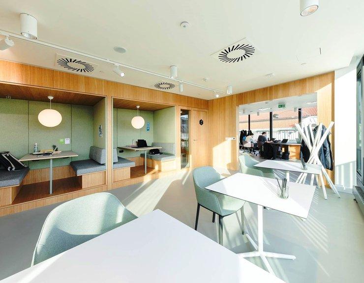 Řetězec Spaces otvírá další coworkingový prostor – v pražském Karlíně. Pomůže i expandujícím ICT firmám