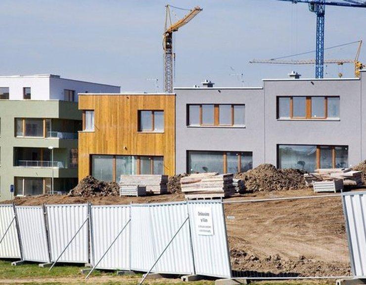 Stavebnictví sílí. Růst ale na pokrytí bytové potřeby Prahy nestačí