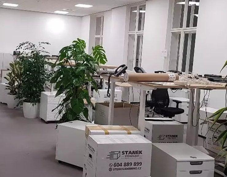 Jak bezpečně přestěhovat kancelář?