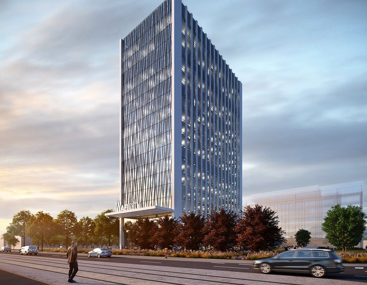 BNP Paribas Real Estate: Výstavba kanceláří v Praze zatím pokračuje, skončilo ale období spekulativního developmentu