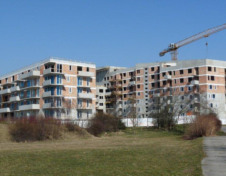 Bytové výstavbě letos dominují střední Čechy a jižní Morava, nejméně se staví na Karlovarsku