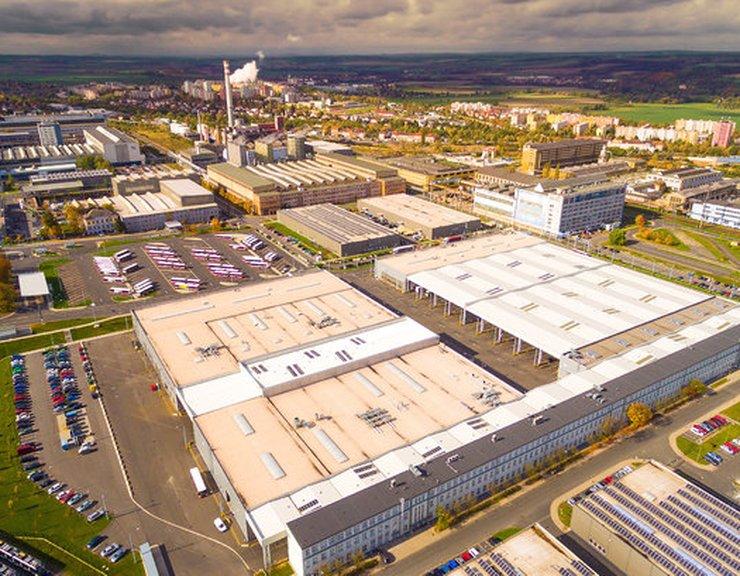 Česká republika směřuje k 10 mil. m2 moderních skladových a výrobních prostor