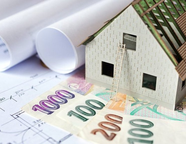 Na hypotéku se prodá každý druhý nový byt, v některých projektech je to ještě více