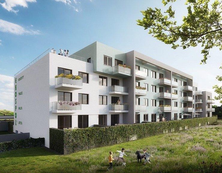 Ekospol vrací na trh cenově dostupné byty, zahajuje prodej projektu Ekobyty U Obory