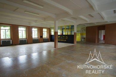 Pronájem komerčního prostoru 320 m2 ulice Vladislavova, Kutná Hora, Ev.č.: 003AF