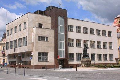 Pronájem, Kanceláře, 25 m² - Chrudim IV, Ev.č.: 023ZK