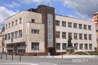 Pronájem, Kanceláře, 50m² - Chrudim IV, Ev.č.: 024ZK