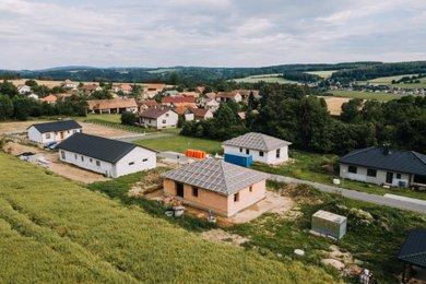 Prodej novostavby rodinného domu 4+kk v obci  Dolní Pohleď u Zruče nad Sázavou, okres Kutná Hora, Ev.č.: MM033