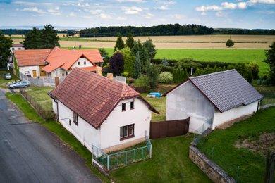 Prodej, Chalupa 100m2, pozemek 750m2, Ev.č.: 00039
