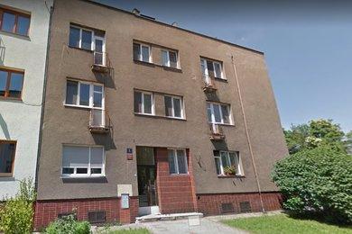 Pronájem, Byty 1+1, 37m² - Praha - Bubeneč, Ev.č.: 017ZK
