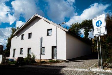 Prodej nového bytu 2+kk  44 m² s předzahrádkou, 20 m² - Světlá nad Sázavou, Ev.č.: 008ZK-1