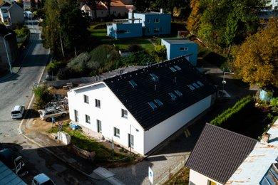 Prodej nového bytu 2+kk 75 m² s terasou a zahrádkou 20 m² - Světlá nad Sázavou, Ev.č.: 010ZK-1