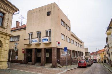 Pronájem, Kanceláře, 31m² - Kutná Hora, Ev.č.: 075SB