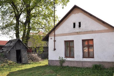 Prodej rodinného domu / chalupy s menší zahradou, obec Damírov, Zbýšov, Ev.č.: 0010MM