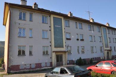 Pronájem dvou bytů 3+1 v Soběšíně, okres Kutná Hora, Ev.č.: 034EH