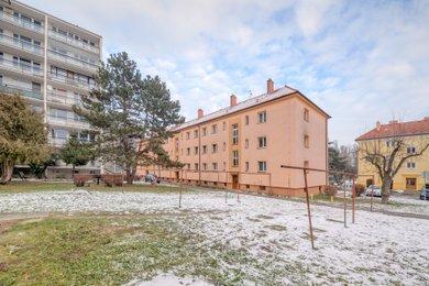 Prodej cihlového bytu 3+1, 59m² - Kutná Hora, Ev.č.: MM050