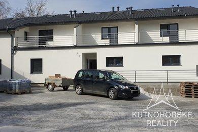 Pronájem nového bytu 1+kk s předzahrádkou, Ev.č.: 00051