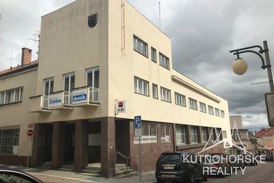 Pronájem, Kanceláře, 36m² - Kutná Hora, Ev.č.: 006SB