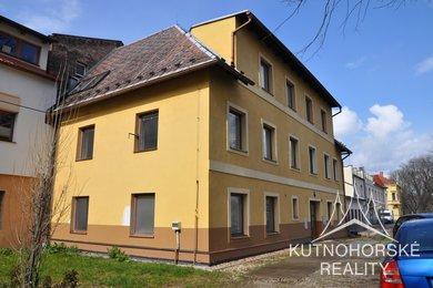Pronájem bytu 1+1 v Kutné Hoře, Macháčkovo nábřeží, 40 m2, Ev.č.: 059EH