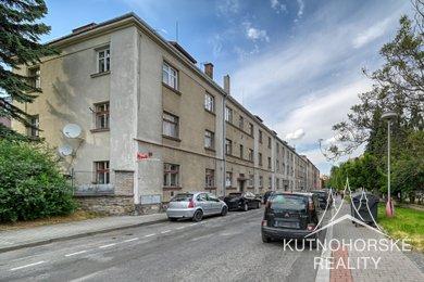 Prodej cihlového bytu 2+1, 53m² - Kutná Hora - Hlouška, Ev.č.: MM056