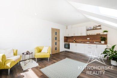 Prodej nového atypického bytu 40m² - Světlá nad Sázavou, Ev.č.: 00061