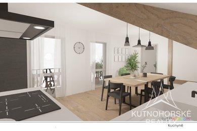 Prodej, Byty 3+kk, 95m² - Kutná Hora-Vnitřní Město, Ev.č.: 0173SB