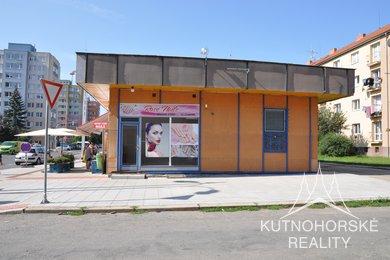 Pronájem obchodního prostoru, Masarykova ulice Kutná Hora, 50m², Ev.č.: 061EH