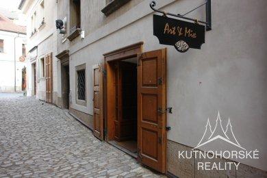 Pronájem, Obchodní prostory, 75m² - Kutná Hora-Vnitřní Město, Ev.č.: 0174SB