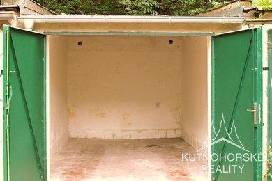 Prodej řadové garáže v Kutné Hoře 17m²., Ev.č.: 00066