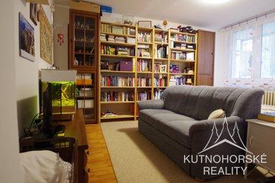 Prodej hezkého bytu 4+1, 83,5 m2 se dvěma balkony v ulici 17. listopadu, Kutná Hora, Ev.č.: 010AF