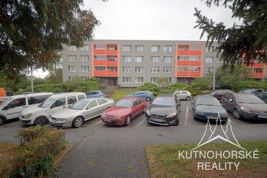 Prodej hezkého bytu 2+1 s balkonem, 55m² - Kutná Hora - Šipší, Ev.č.: 0012MM