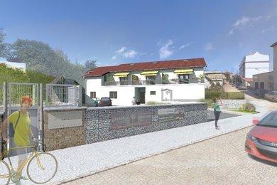 Prodej nového mezonetového bytu 3+kk s terasou, 81,16m² - Světlá nad Sázavou, Ev.č.: 008VC