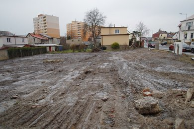 Hezký stavební pozemek 758 m2 v ul. V Zahradách , Kutná Hora -Šipší, Ev.č.: 007AF
