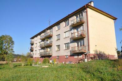 Pronájem bytu 3+1, 71m² s balkonem v obci Soběšín, okres Kutná Hora., Ev.č.: MM020