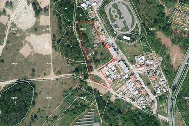 EXKLUZIVNÍ STAVEBNÍ POZEMKY V LOKALITĚ HODONÍN – PÁNOV O VÝMĚŘE 16 334 m2 (730 Kč/m2 za stavební parcely), Ev.č.: 00036