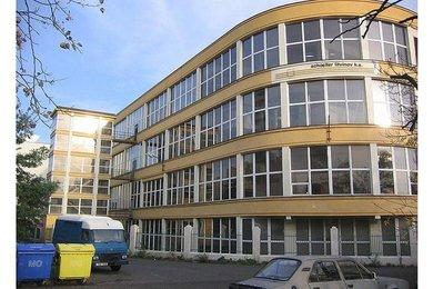 Pronájem - výroba, sklad. logistika, 2.NP, 2.593 m², 50 Kč/m²/měsíc, Litvínov - Horní Litvínov, Ev.č.: 00047