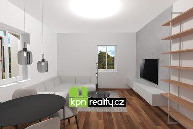 Prodej bytů 4+1, 108m² - Hrádek nad Nisou - Dolní Suchá, Ev.č.: 00494