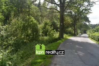 Prodej pozemku - trvalý travní porost, 2865m² - Liberec XVII-Kateřinky, Ev.č.: 00495